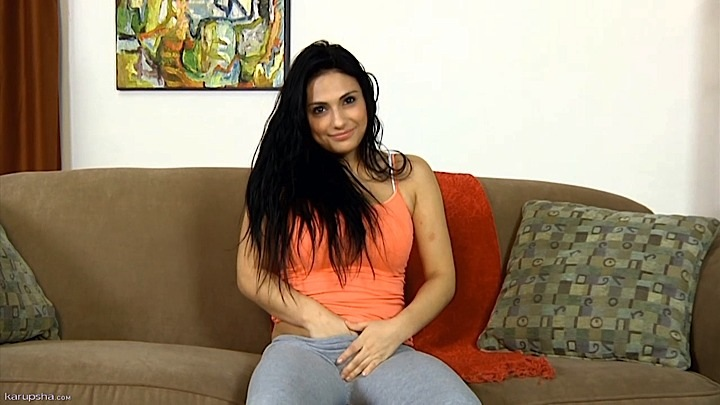 Brunette Latina Rikki Nyx pleases a man with a titty fuck  320952